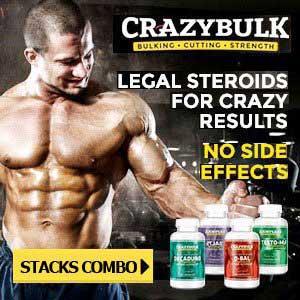 CrazyBulk Uk Legal Steroids