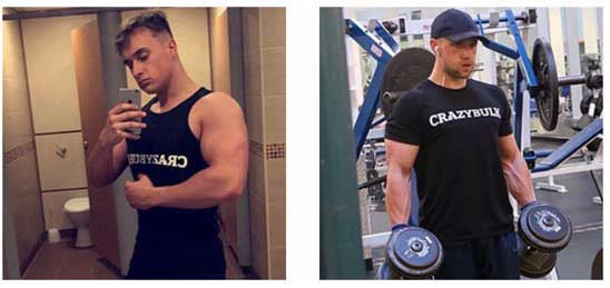 CrazyBulk UK and Ireland