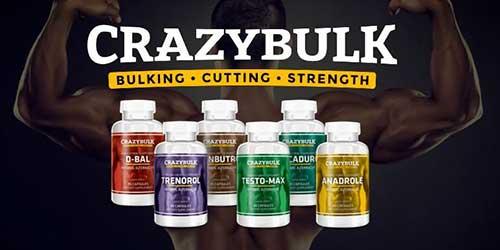 CrazyBulk UK Steroids